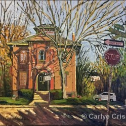 Ladies Library by Carlye Crisler