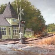 Dexter's Crossing by Janet Kohler