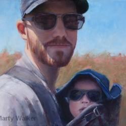 Like Father, Like Son by Marty Walker