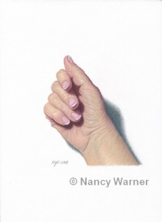 My Right Hand by Nancy Warner