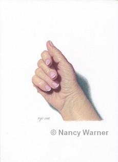 My Right Hand by Nancy Warner