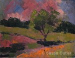 Stolen Moment in Quiet Pasture by Susan Cutler