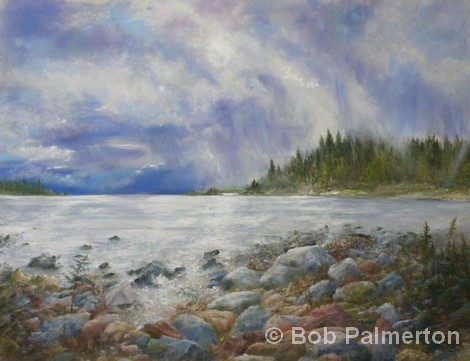 Wind Chill by Bob Palmerton