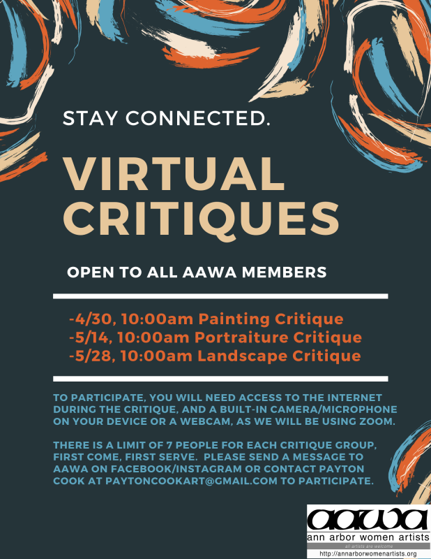 Virtual Critiques
